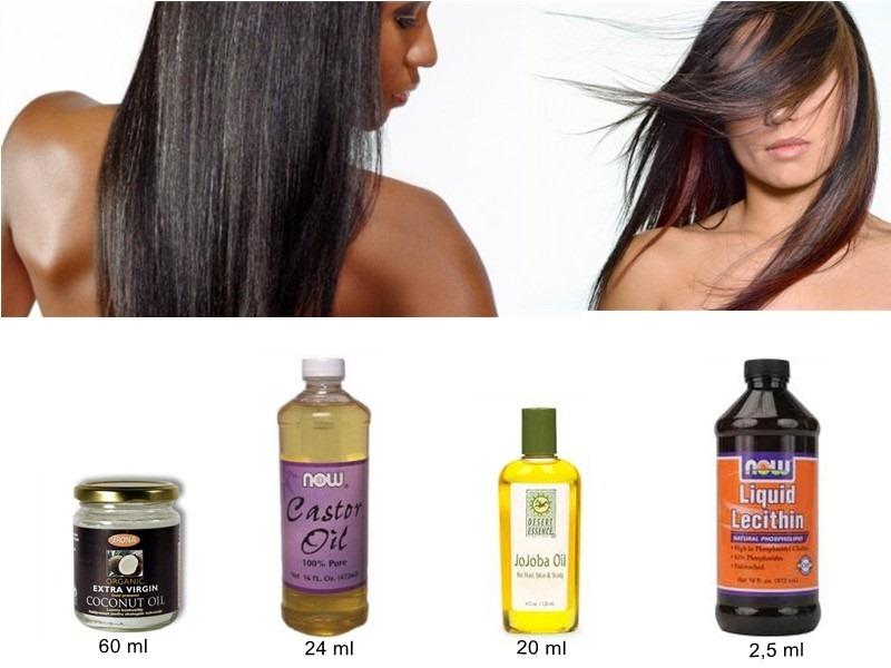 hjemmelaget hårkur mot flokete hår