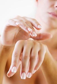 Hand-Treatment
