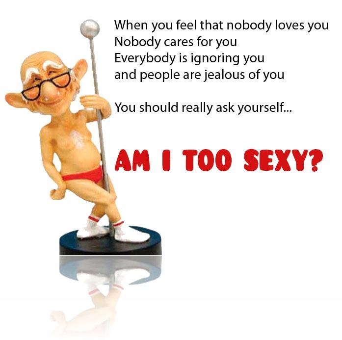 Am-I-too-sexy