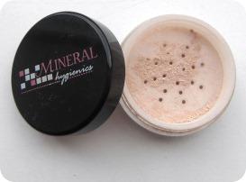 Mineral Hygienics Mineral Foundation