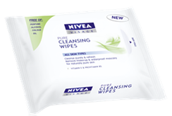 Nivea Pure Cleansing Wipes