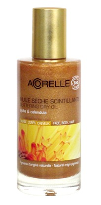 Acorelle Glittering Dry Oil