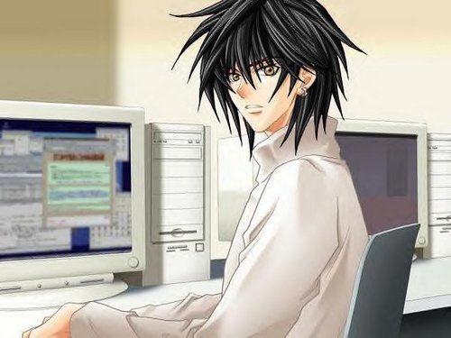 Anime-Computer-Nerd